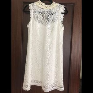 Nanette Lepore lace dress!